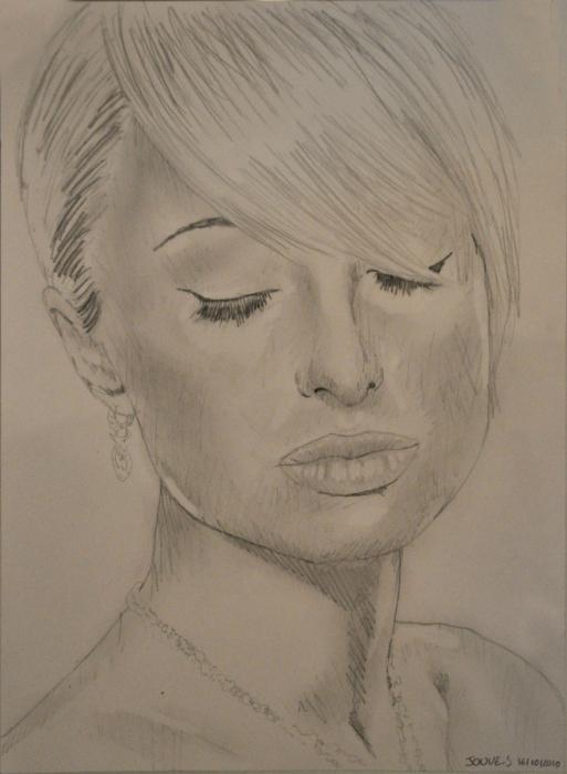 Paris Hilton par sebastien.jouve